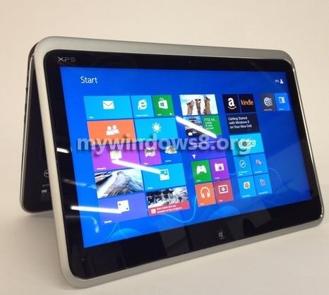 Dell XPS Convertible Ultrabook