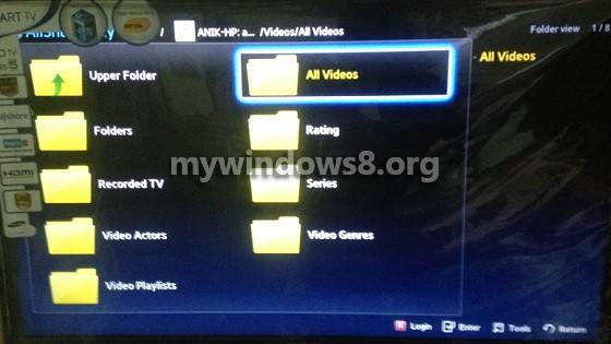 Open All Videos Folder