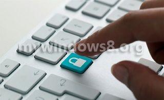 Lock keyboard