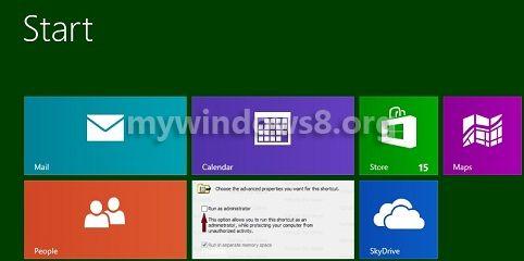 Add Tiles In Windows 8