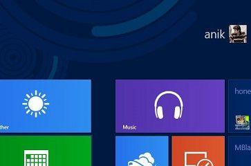 Fix Corrupted Windows 8 Profile