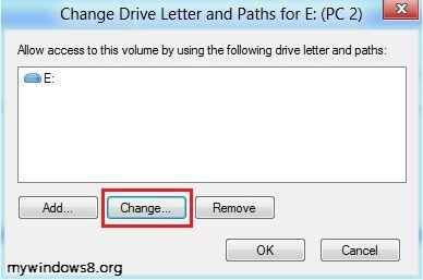 Select Change