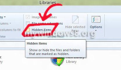 Hidden Items