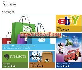Disable Windows 8 app Auto update