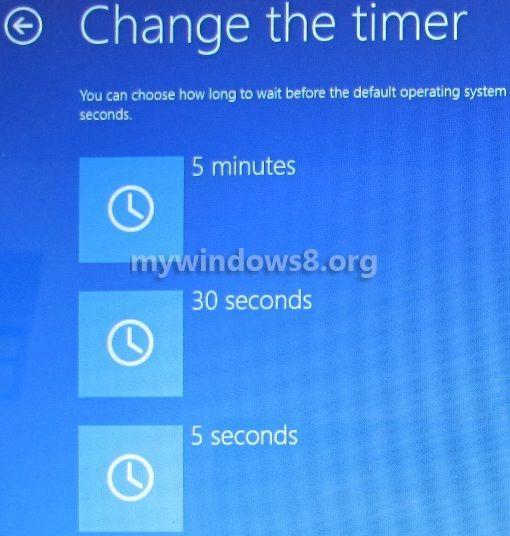 change-timer