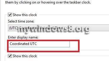 Coordinated UTC