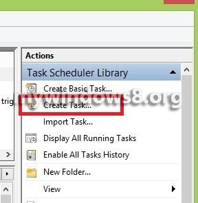 Create Tasks