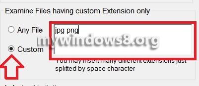 Custom Extension