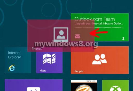 Move Windows 8 Tiles