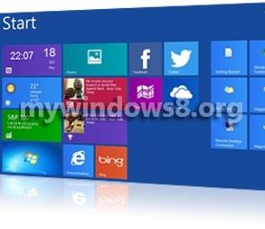 bypass Windows 8 start screen