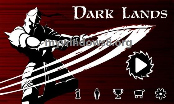 Dark Lands Windows Phone Game