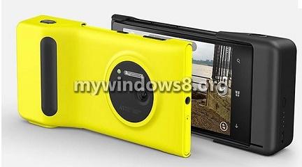 Lumia 1020 and Lumia 1520