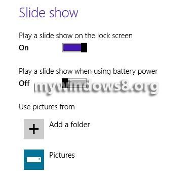 Slide Show On