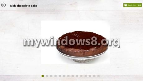 Windows 8.1 Hands-free mode