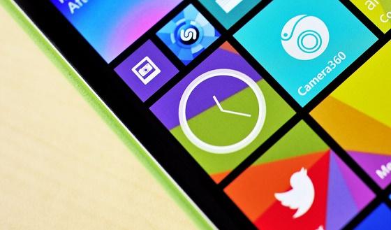 App adds analog clock to your Windows Phone 8.1 Start screen