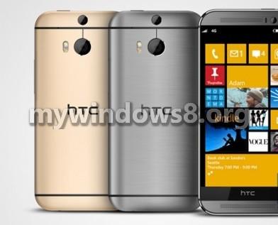 HTC W8- A stylish Windows phone coming soon