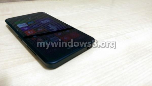 Lumia 630 UI