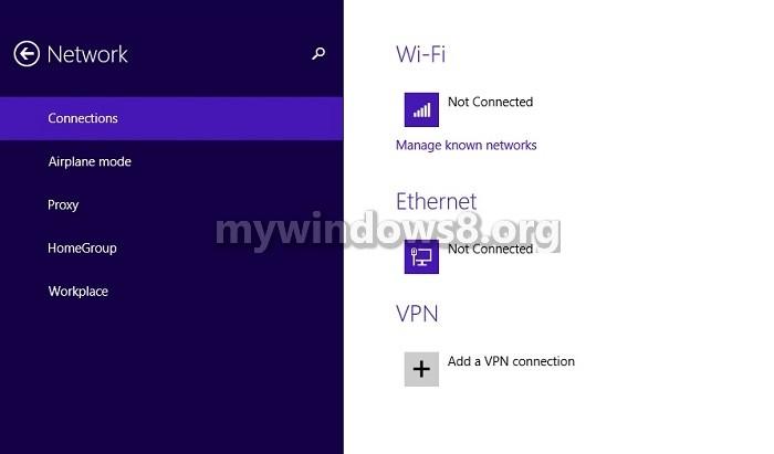 Add VPN