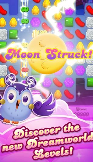Candy Crush Saga finally arrives for Windows Phone