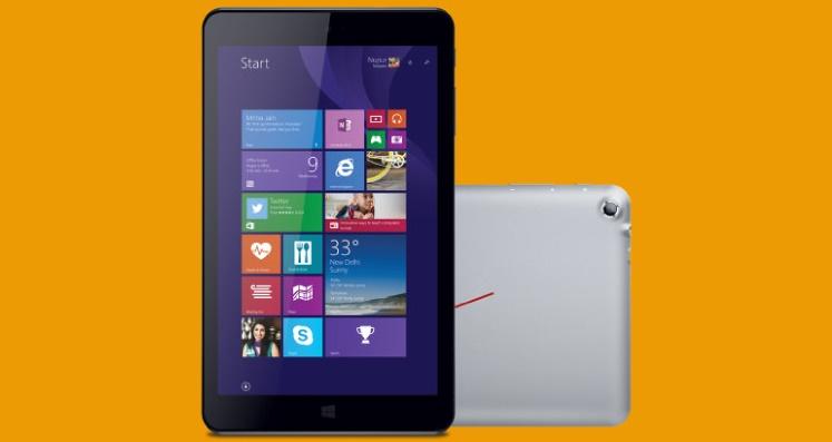 iBall presents Slide WQ32, a 3G Windows 8.1 mini-tablet