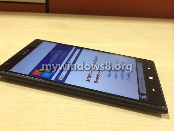 Windows Phone 8.1 Lumia 1520