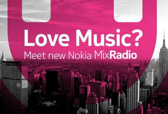 Microsoft rebrands Nokia MusicRadio