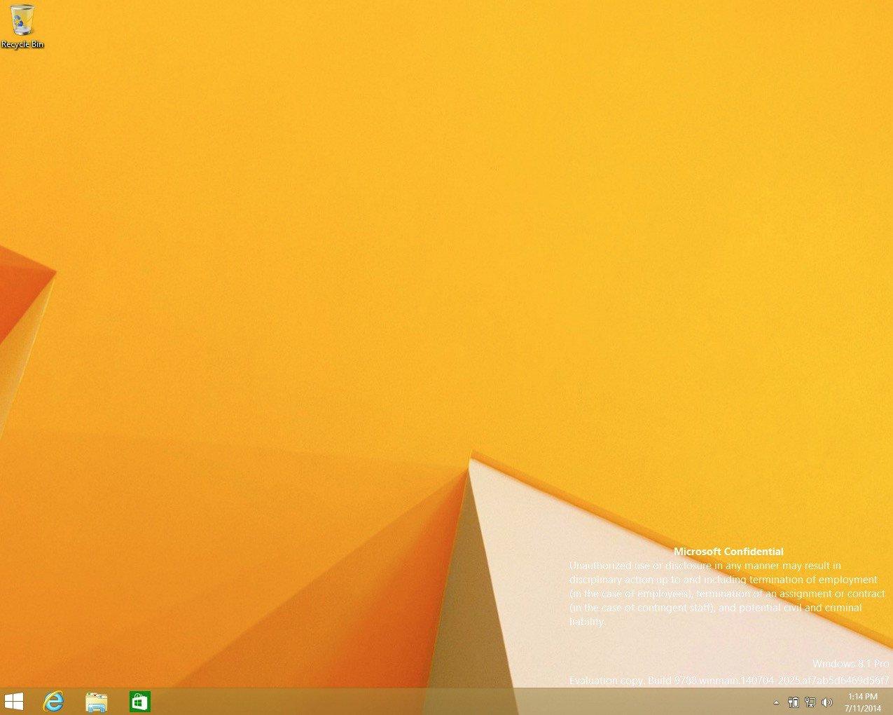 Windows 9 (Threshold) Build 9788 leaked
