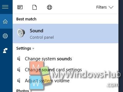 How To Change Calendar Reminder Sound In Windows 10?