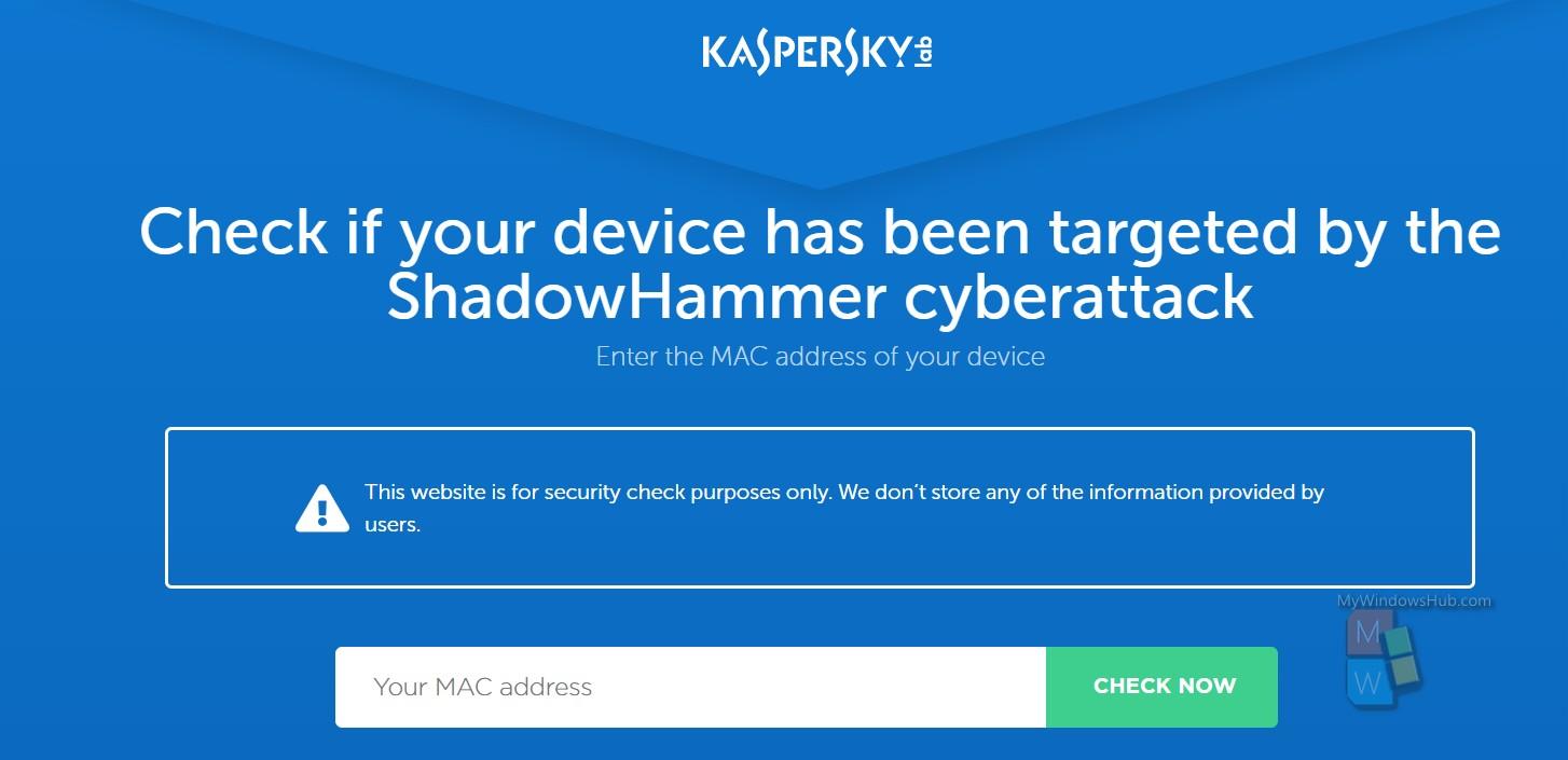 shadowhammer