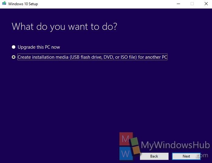 Install Windows 10 on Mac OS X using Bootcamp - My Windows Hub