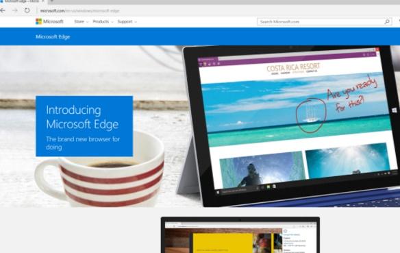 Microsoft developing Edge Browser interoperability with new API Catalog Tool