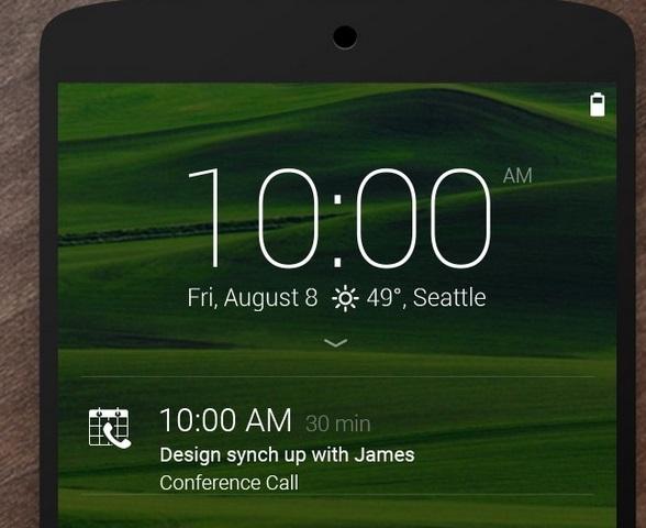 Microsoft bought Android App Echo Notification Lockscreen
