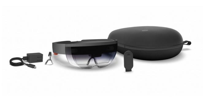 Microsoft HoloLens Development Edition starts pre-order sale