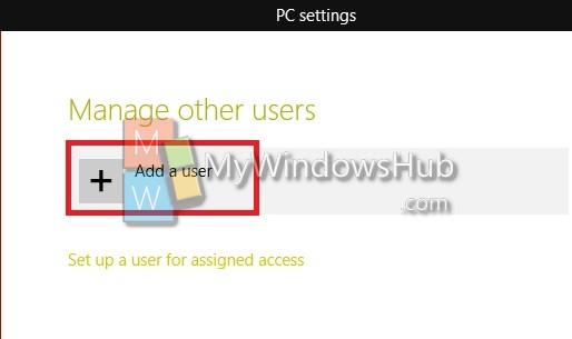 add a user