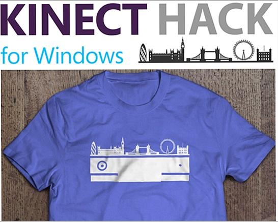 Hackathon Microsoft Kinect provides endless possibilities