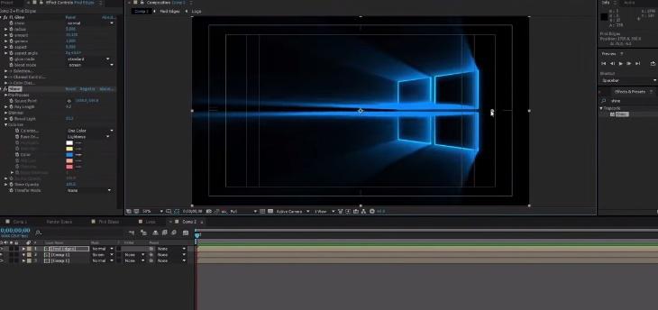 Fan Recreates Windows 10 Hero Desktop Image Much Before The