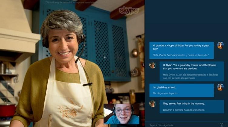 Microsoft to add built-in Translator in Skype application