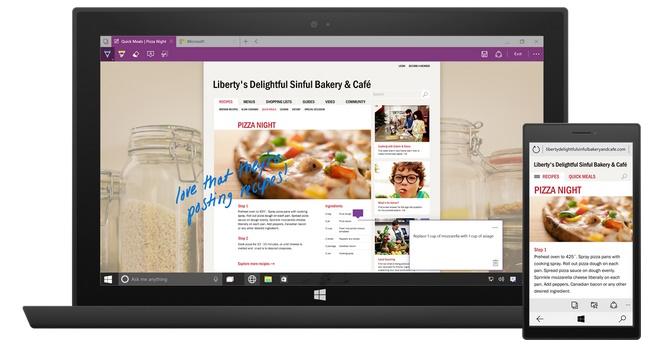 Microsoft's One Windows strategy